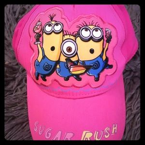 Despicable Me Sugar Rush Cupcake Cap.